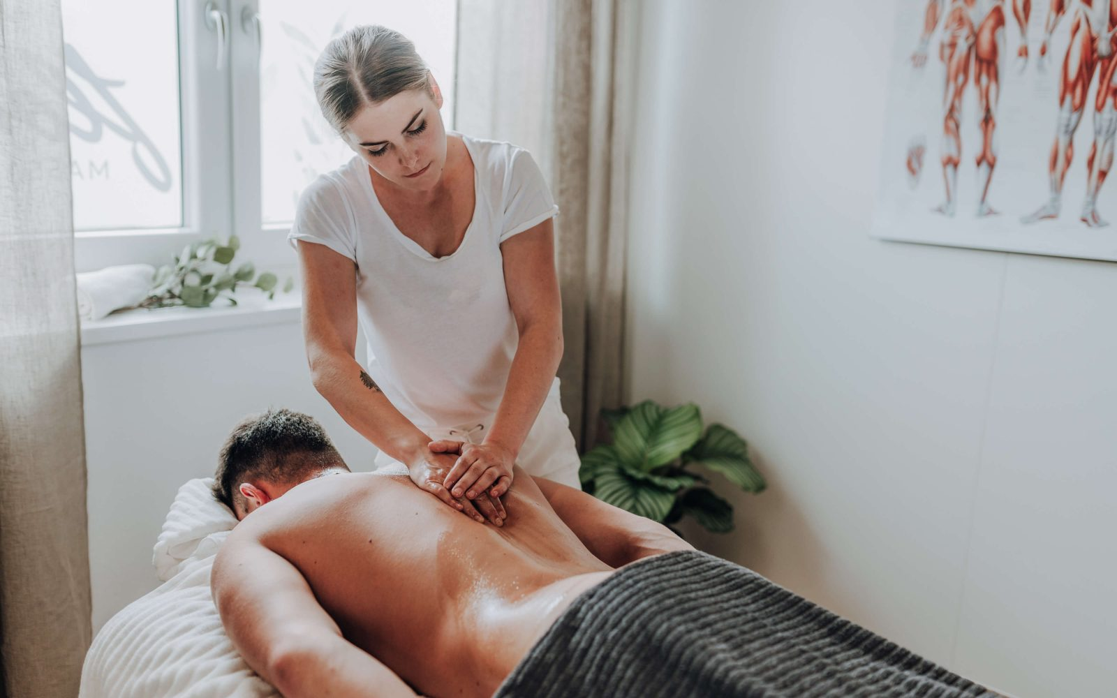Flow Massageinstitut – Massage